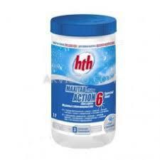 <b>HTH maxitab</b> action 6, комплексный препарат, (в двухслойных ...