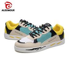 2019 <b>ALDOMOUR Running Shoes</b> Women Breathable Sport ...
