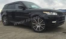 <b>Дефлекторы боковых окон</b> Land Rover Range Rover Sport 2013 ...