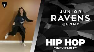 "Junior <b>Ravens</b> @ Home   <b>Hip Hop</b> Dance - ""Inevitable"" by Diamond ..."