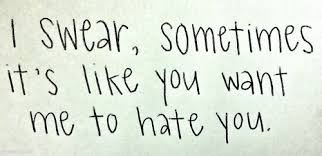 13 I Hate You Quotes | Hate Quotes