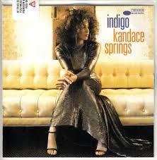 <b>Kandace Springs</b> - Indigo (2018, Watermarked, CDr) | Discogs
