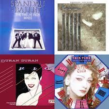<b>Various Artists</b> – <b>80s</b> 12'' Summer on Spotify