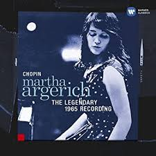 Frederic <b>Chopin</b>, <b>Martha Argerich</b> - <b>Martha Argerich</b>: The Legendary ...