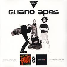 <b>Guano Apes</b> - <b>Original</b> Vinyl Classics: Don't Give Me Names + Wal ...