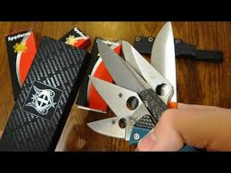Маленькая СУПЕР ПОСЫЛКА крутых ножей! Распаковка ...