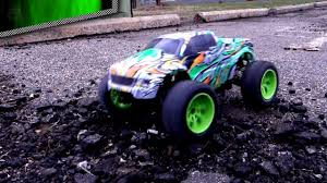 Monster Truck 1   1/10 Exceed RC 4WD - Introducing RC Monster ...