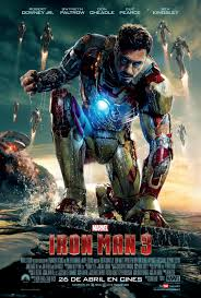 Pelicula: Iron Man 3 [CAM] [2013] [Castellano] (HD)