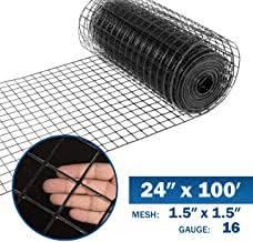 Wire Mesh Fence - Amazon.com
