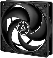 <b>Arctic P12</b> - Pressure-optimised 120 mm <b>Case Fan</b>, Fan Speed ...