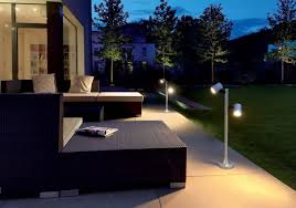 contemporary outdoor lighting ideas awesome modern landscape lighting design