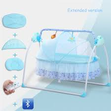 <b>Extended Version Multifunctional Baby</b> Crib Intelligent Electric ...