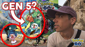 GEN 5 TEASED FOR POKÉMON GO ANNIVERSARY EVENT? (+ ...