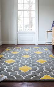 gorgeous floor rug yellow gray rug wayfair omg can i please have this cheerful home office rug wayfair safavieh
