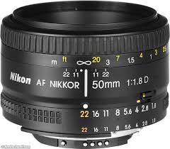 <b>Nikon 50mm f/1.8 D</b> Review