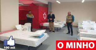 Cabeceiras de Basto instala centro de retaguarda com 50 camas