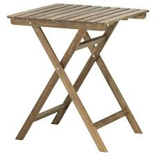 АСКХОЛЬМЕН Садовый <b>стол</b> - <b>складной</b> светло-коричневый ...