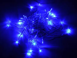 Karlling Battery Operated Blue 40 LED Fairy Light ... - Amazon.com
