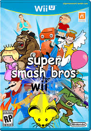 Super smash bros for Wii U | Clip Art Covers | Know Your Meme via Relatably.com