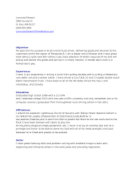 sample resume for truck driver sample resume for truck driver makemoney alex tk