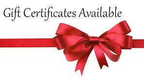 Image result for picture of gift certificate