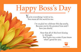 Happy Boss's Day Quotes Archives - Happy Boss Day 2015