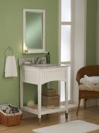 bathroom beadboard vanity laura larkin aptos