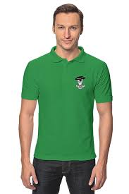 "Рубашка Поло ""<b>с</b>.<b>л</b>.<b>г</b>.<b>э</b>"" #1993605 от Торгаш - <b>Printio</b>"