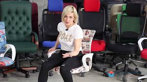 Обзор детского <b>кресла</b> Chairman <b>Kids</b> 103 - YouTube
