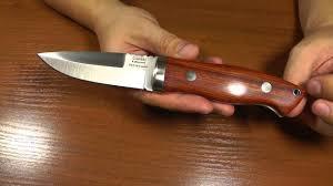 <b>Туристический нож G.Sakai</b> GS/SS-1-105M. Нож японского туриста.