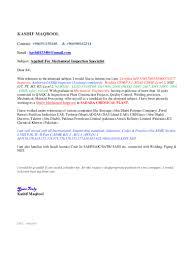 kashif maqbool resume