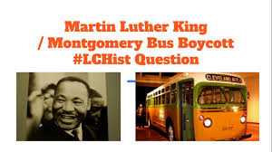 background significance of the montgomery bus boycott background significance of the montgomery bus boycott