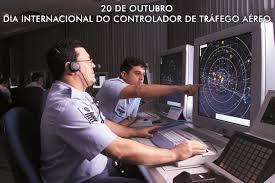 Resultado de imagem para Dia Intern. do Controlador de Tráfego aéreo