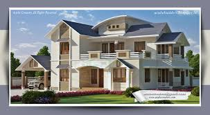 Luxurious Bungalow house plans at sq ft