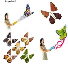 <b>Magic</b> Props Paper Flying <b>Butterfly</b> Change from Empty Hands ...