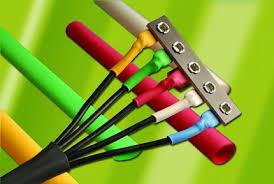FIT-221-1/2-<b>BK007</b> - Alpha Wire - Authorized Distributor