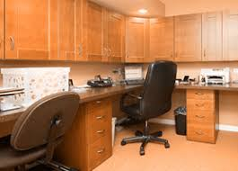 add a home office in your basement basement office ideas
