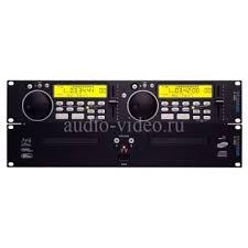 <b>DJ CD-проигрыватель</b> STANTON C.502 черного цвета