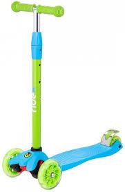 Купить <b>Самокат Ridex 3D Snappy</b> 2.0 детский 3-кол. голубой ...