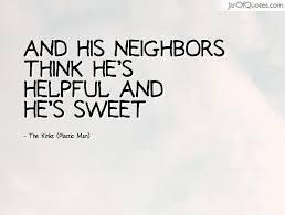 The Kinks Quotes - Jar of Quotes via Relatably.com