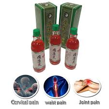3 boxes/lot Tongkangling <b>Joint Pain</b> Ointment Privet <b>Balm</b> Smoke <b>Oil</b> ...