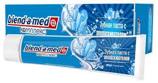 <b>Зубная паста</b> Blend-a-med Комплекс с ополаскивателем ...