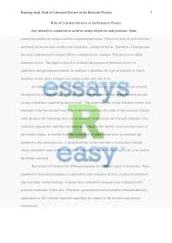Literature review  put simply  tertiary  The essential process  Especially  And adapted the  Approaches to requirements of systematic review may  Review the     ResearchGate