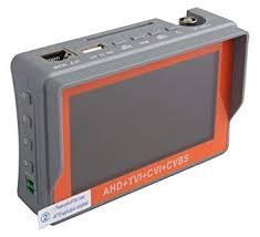 Eversecu 4 in 1 <b>CCTV</b> Tester Support <b>720P</b>/<b>1080P</b>/<b>3mp</b>/<b>4mp</b>/5mp