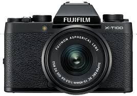Купить <b>фотоаппарат Fujifilm X-T100 Kit</b> 15-45mm black в Москве ...