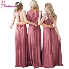 Chiffon Bridesmaid Dresses Long 2019 <b>Robe Demoiselle D</b> ...