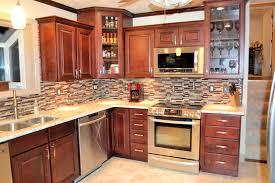kitchen floor tiles small space:  elegant white rustic kitchen ideas with granite countertop