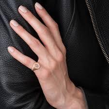 <b>Перстень</b> White of <b>rose</b> из розового золота - купить за 59 000 руб ...