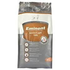 Корм для собак <b>Eminent</b> (3 кг) <b>Senior</b>/<b>Light 19/8</b> для пожилых ...