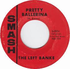 Image result for left banke - pretty ballerina